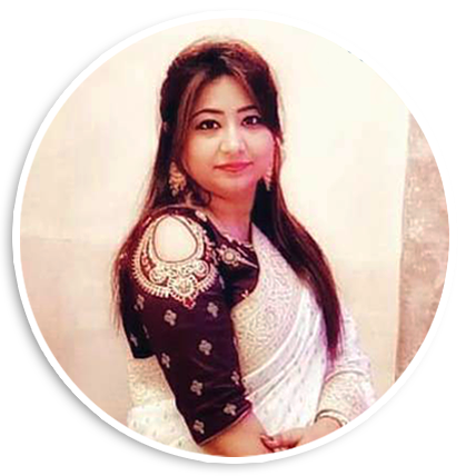 Sonia Choudhury is the salon owner of kalakriti kolkata