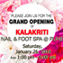 Kalakriti nail salon pune branch grand opening