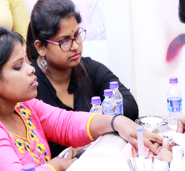 TRAINING ACADEMY NAIL ART WORKSHOP