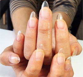 KALAKRITI NAIL EXTENSION